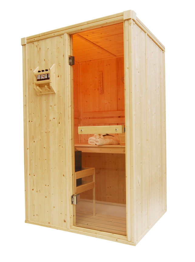 Traditional Spruce Saunas
