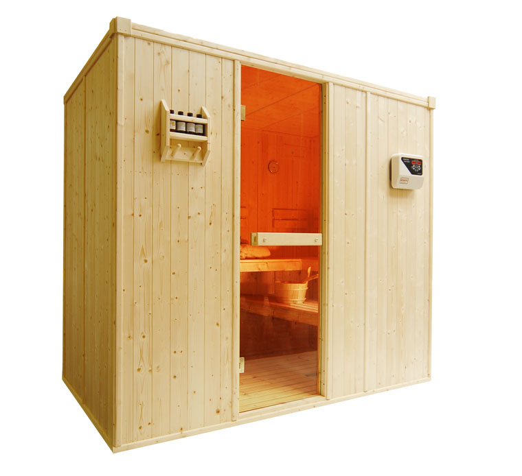 Domestic Sauna Cabins
