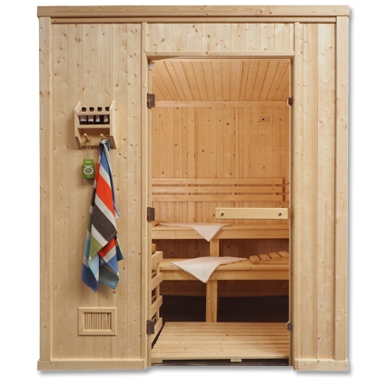 Heavy Duty Commercial Saunas