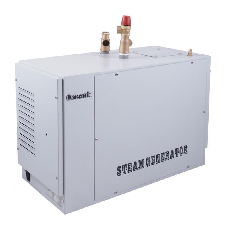 Heavy Duty Commercial Steam Generators