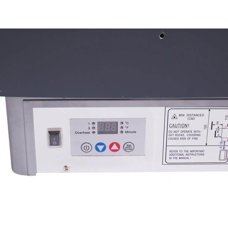 2.5kW Sauna Heater with Built in