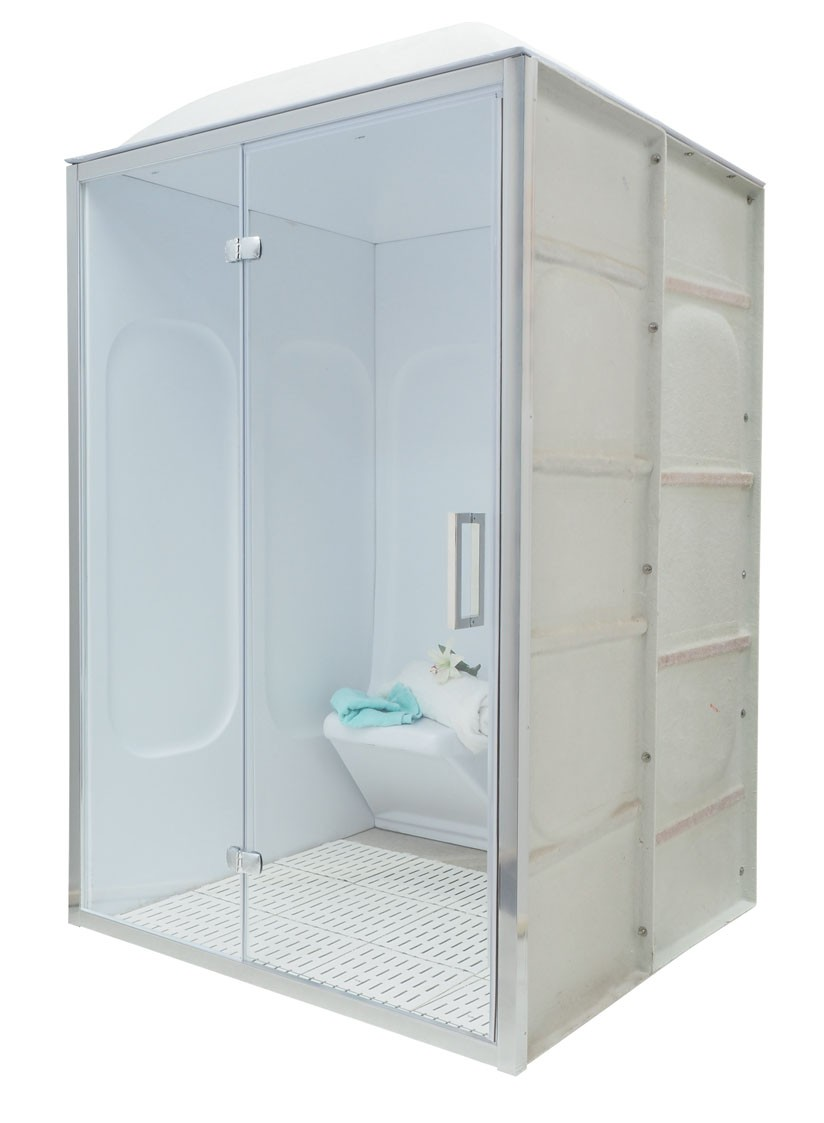 2 Person Home Acrylic Steam Room