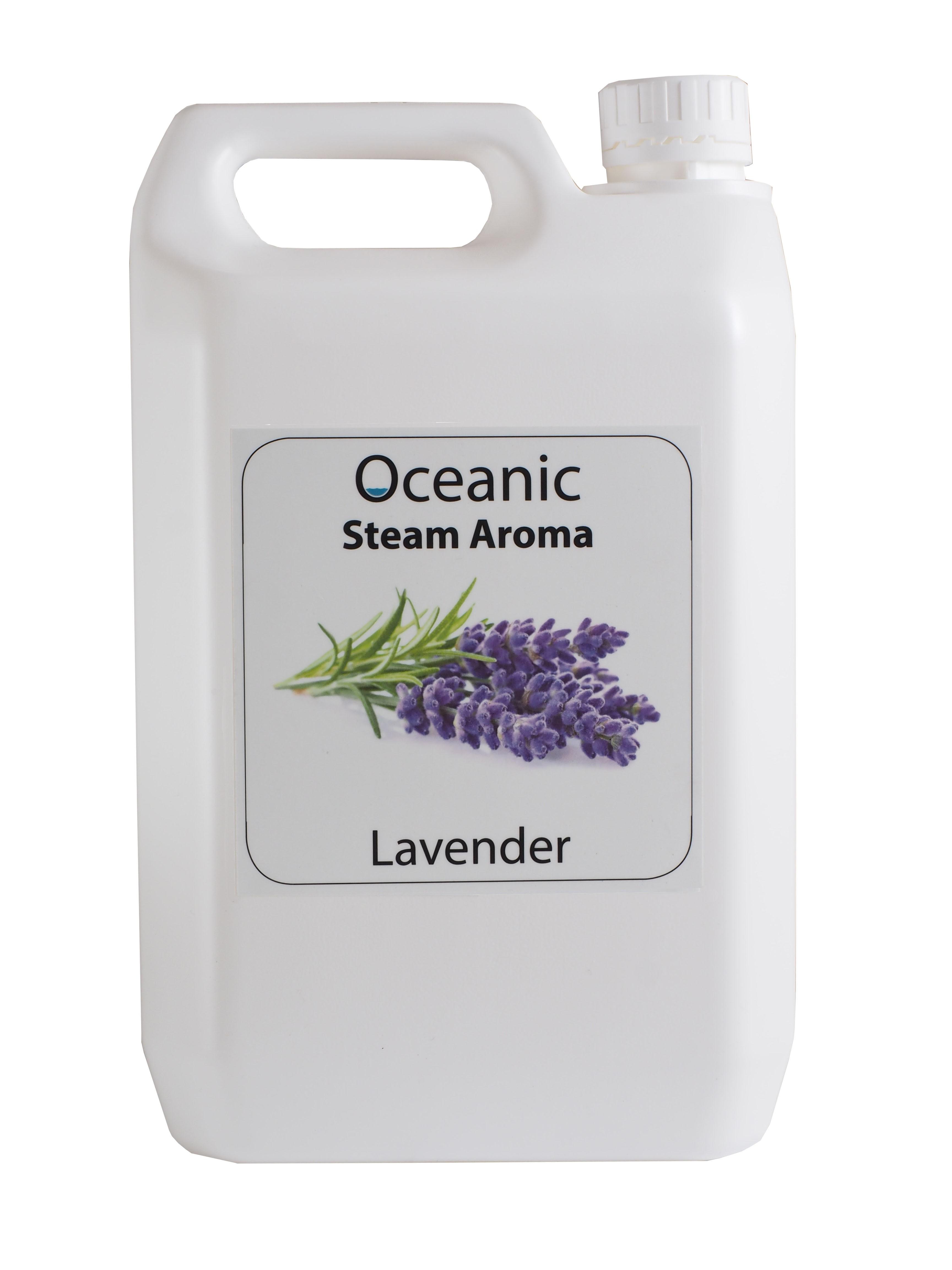 Steam Aroma Lavender 5 Litre