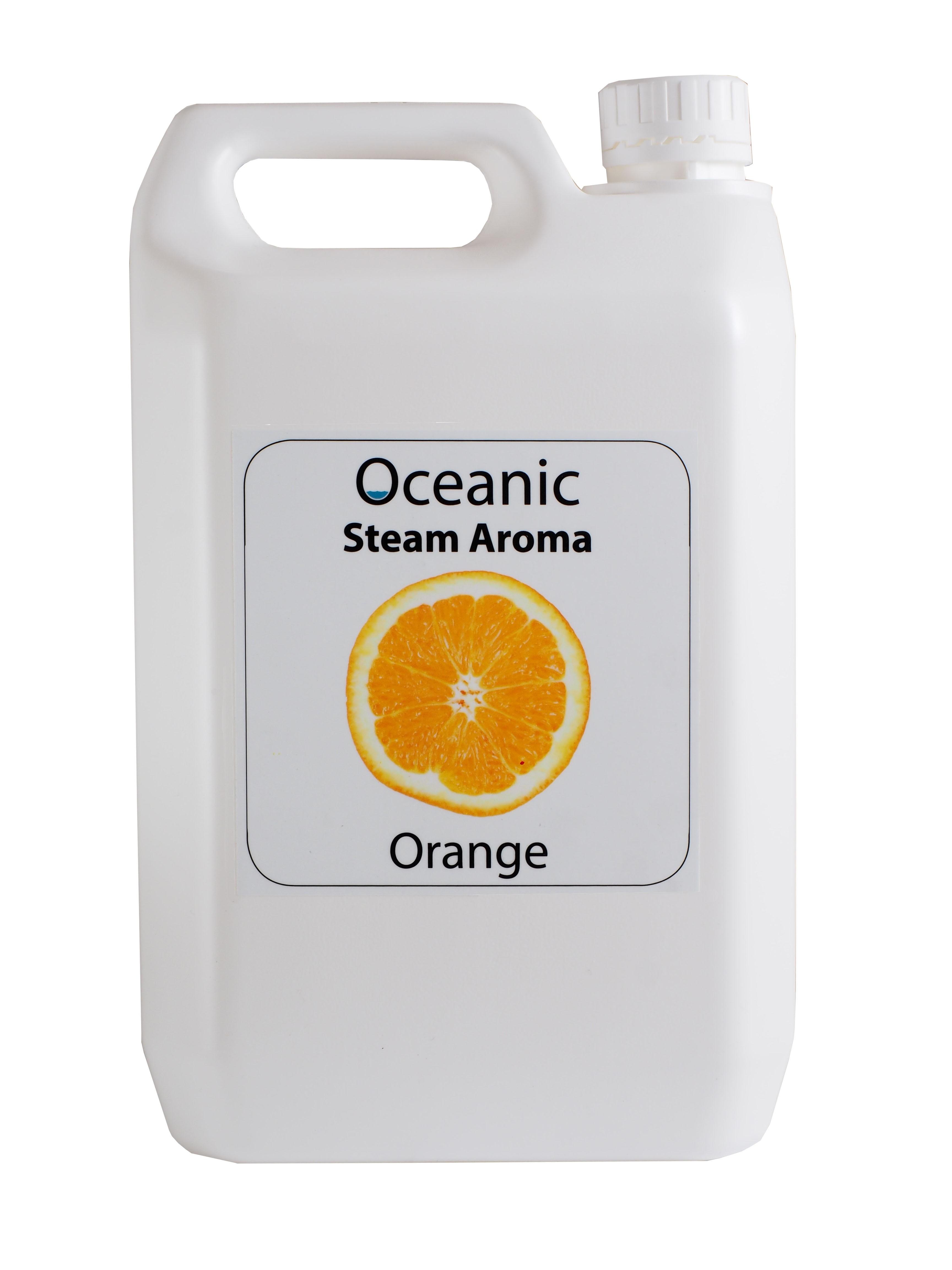 Steam Aroma Orange (5L)