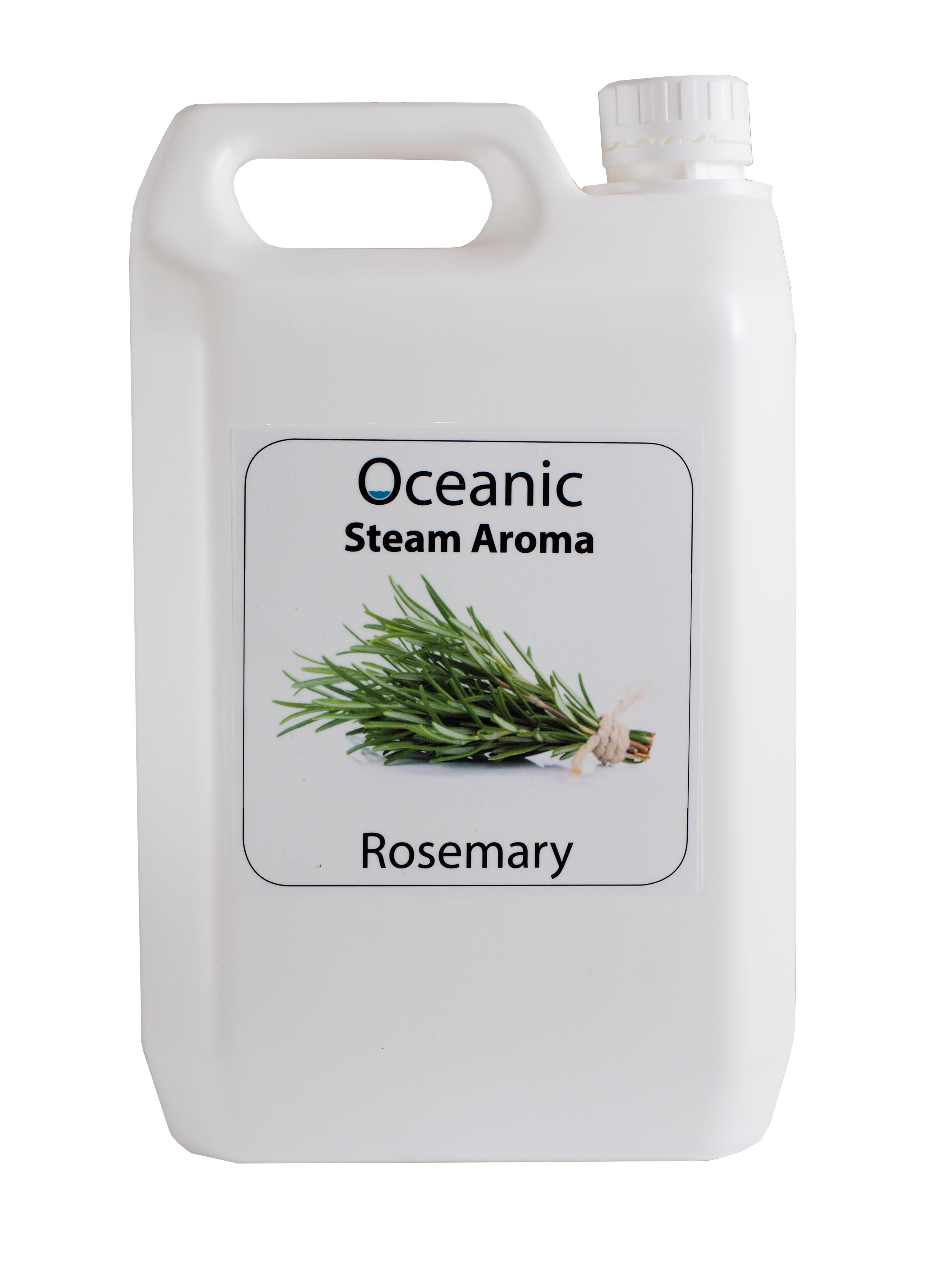 Steam Aroma Rosemary 5 Litre