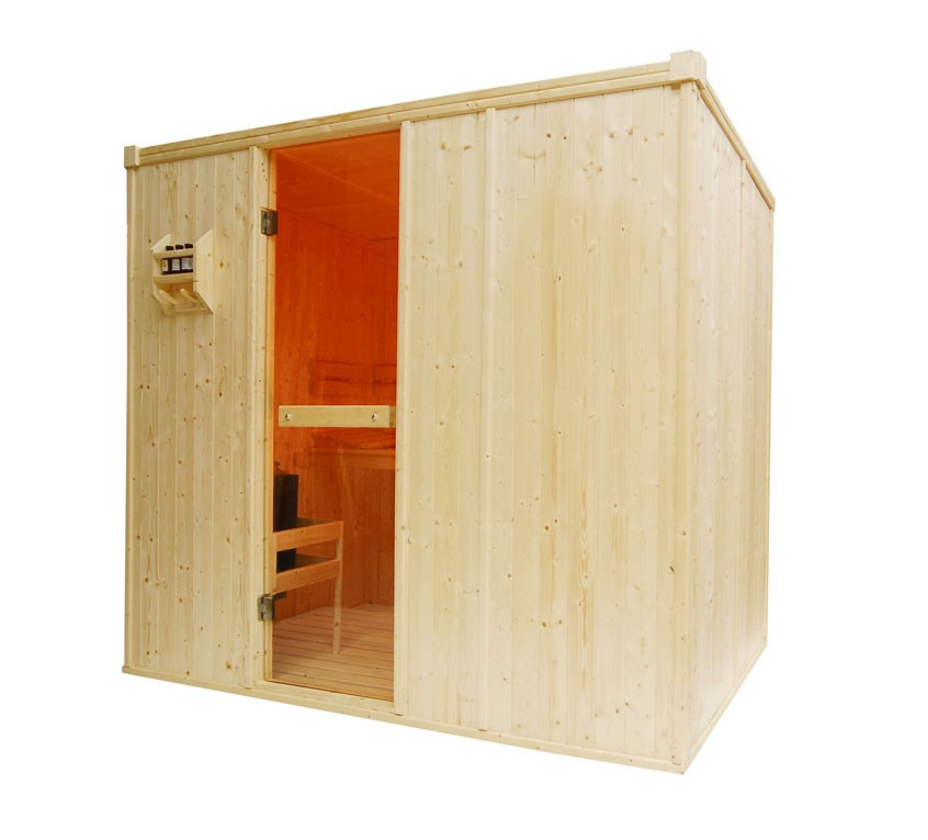 4 Person Traditional Sauna - OS2035