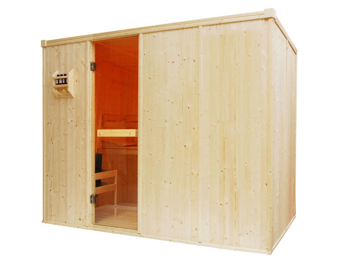 5 Person Traditional Sauna - OS2040
