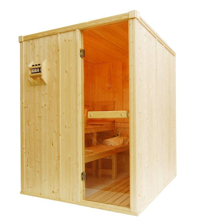3 Person Traditional Sauna - OS2525
