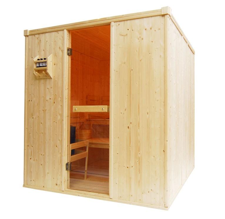 4 Person Traditional Sauna - OS2530