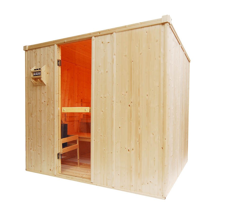 5 Person Traditional Sauna - OS2535