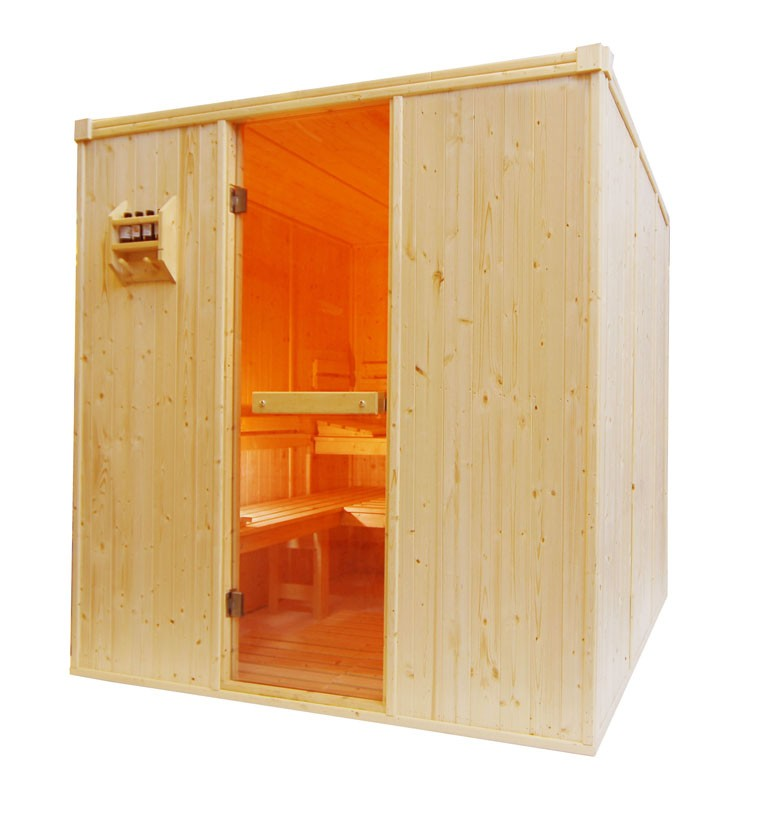 5 Person Traditional Sauna - OS3030