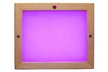 Sauna Chromo-theraphy Light