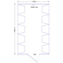 10 Seat Commercial Steam room