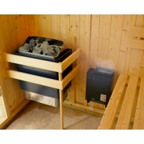 4.5kW Stauna Heater Combi Sauna & Steam