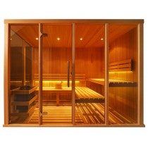 V2040 Vision Sauna Cabin
