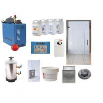 Commercial Steam Room Kit