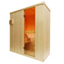2 Person Traditional Sauna - OS1030