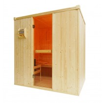 3 Person Traditional Sauna - OS2030