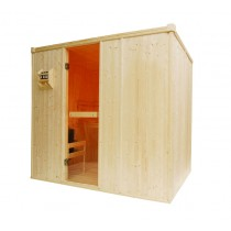 4 Person Traditional Sauna - OS2035