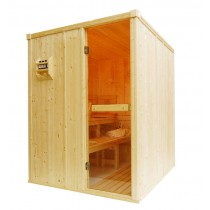 3 Person Traditional Sauna - OS2525