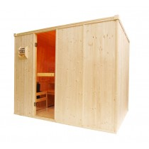 6 Person Traditional Sauna - OS2540