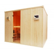 8 Person Traditional Sauna - OS3040