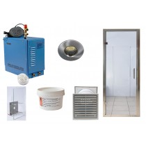 Domestic Steam Room Kit
