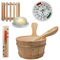 Deluxe Sauna Accessory Pack