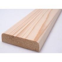 Sauna Bench Timber - Spruce 19 x 69mm
