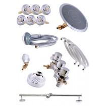 Hydro Massage Shower Kit