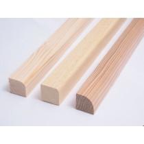 Sauna corner mould (4 pack)