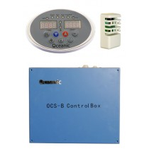 Calentador de sauna 8kW con control exterior