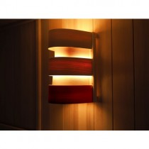 Luz tenue para sauna