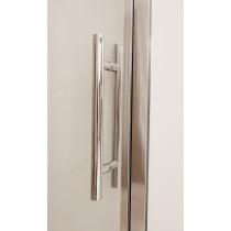 Puerta de baño de vapor - 1000mm - Cristal templado 8mm