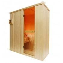 Cabina de sauna finlandesa - 2 personas - OS1030