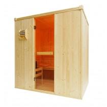 Cabina de sauna finlandesa - 2/3 personas - OS2030