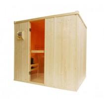 Cabina de sauna Saunarium, 3-4 personas - D2035