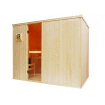 Cabina de sauna finlandesa - 4/5 personas - OS2040