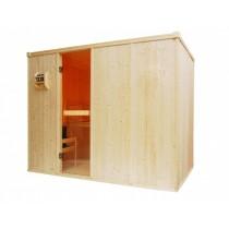 Cabina de sauna Saunarium, 4-5 personas - D2040