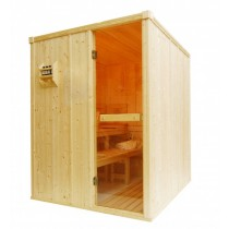 Cabina de sauna Saunarium, 2-3 personas - D2525