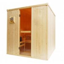 Cabina de sauna Saunarium, 3-4 personas - D2530