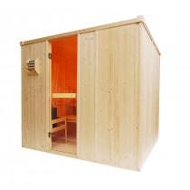 Cabina de sauna finlandesa - 3/5 personas - OS2535