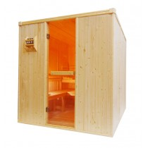Cabina de sauna finlandesa - 3/5 personas - OS3030