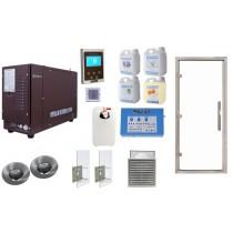 Generador de vapor comercial OCD Oceanic Saunas