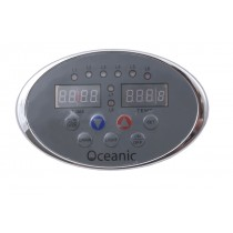 Control para generador de vapor Oceanic OCA