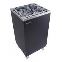Calentador de sauna tradicional Apollo 9kW - Combinable con un generador de vapor (efecto Saunarium, sauna con vapor)