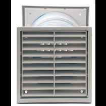 Ventilación para baño de vapor