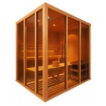 Cabina de sauna finlandesa Vision 4-5 Personas – V2530