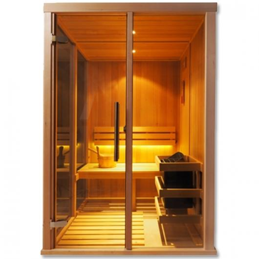 Vision Glass and Hemlock Saunas