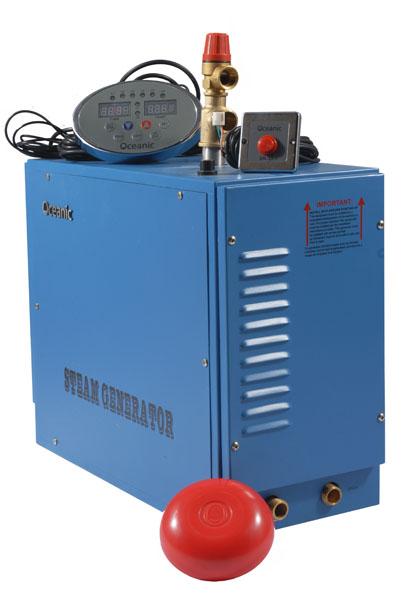 Générateur de vapeur OCA Commercial Oceanic